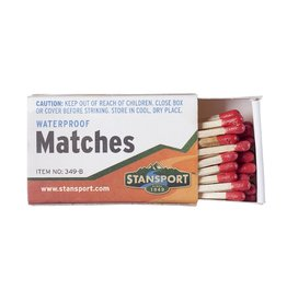 Stansport Stansport Waterproof Matches (349-B)