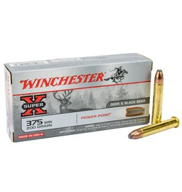 Winchester Winchester 375 Win 200gr Power Point (X375W)