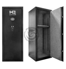 HQ Outfitters HQ Outfitters Hq-S-16 16 Gun Safe 55x21x20.25 Electric