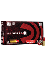 Federal Federal 9MM Luger 115  GR Synthetic Jacket