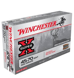 Winchester Winchester 45-70 300Gr JHP (X4570H)