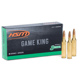 HSM HSM 300 SAVAGE 150  GR SBT GAMEKING (300SAVAGE-6-N)