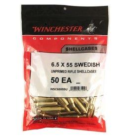 Winchester Winchester 6.5x55 Swedish Unprimed Brass (WSC6555SU)