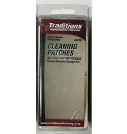 Traditions Traditions Cleaning  50-21/2 Cotton Patches (A 1236)