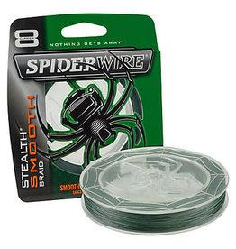 Spider Wire Spiderwire Stealth Smooth Braid 20lb Moss Green 125 YD Spool