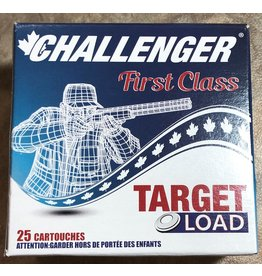 Challenger Challenger Target Load 12 Ga, No 8. 2 3/4 Diam 25 Rds.(43018)