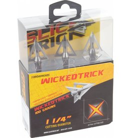 Wicked Trick Wicked Trick 1 1/4 Cutting Diameter 100 Gr. 3 Pack