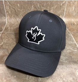 Browning Browning Cap Maple Leaf Charcoal Solid (308846791)