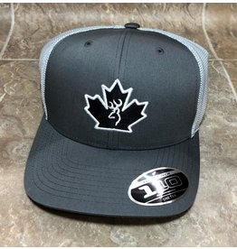 Browning Browning Cap Maple Leaf Charcoal 110 (308845791)