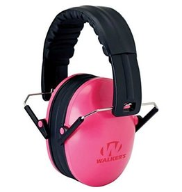 Walkers Walkers Pro Low Profile Pink Passive Folding Muff