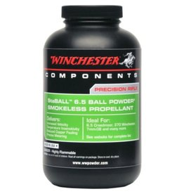 Winchester Winchester Staball  6.5 Ball  Powder 1lb