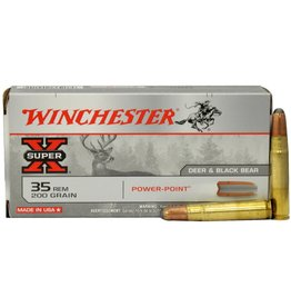 Winchester Winchester Super X, 35 Rem 200gr PP (X35R1)