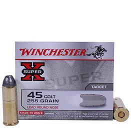 Winchester Winchester 45 Colt 255 Grain RN (X45CP2)