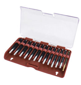 Tipton Tipton 13 pc. NylonBore  Brush Rifle Set (615333)