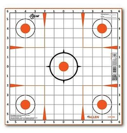 Allen Allen Ez Aim 12x12 Sight in Grid Paper Target