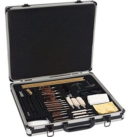 Allen Allen Deluxe Cleaning Kit in Alum Box. 60 Pc (70565)