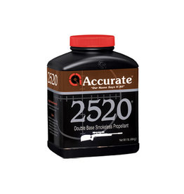 Alliant Accurate 2520 Powder 1lb