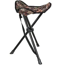 """HQ Outfitters HQ Outfitters 3 Legged Camo Stool 14"""" Seat Shoulder Strap (HQ-Stool-01)"""