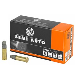 RWS RWS 22LR Semi Auto 40GR Solid(2318601)
