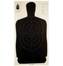 Champion Champion B-27  Police Silhouette Target 5 PK (40727)