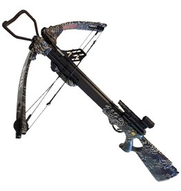 Compound Crossbow #150 W/Solid Thumbhole Stock Camo