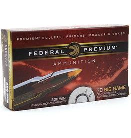 Federal Federal  Premium 308 Win 165 GR Trophy Bonded Tip (FED-P308TT2)