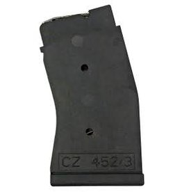 CZ CZ 452/453, 22WMR/17HMR, 10rnd Polymer Magazine