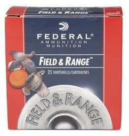 Federal Federal Field & Range 12 GA Lead 1 1/8 OZ #4 (FR124)