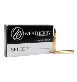 Weatherby Weatherby Select 300 Wby Mag 165gr Interlock