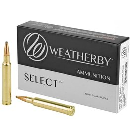 Weatherby Weatherby Select 300 Wby Mag 180gr Interlock