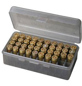 MTM MTM 50 round pistol flip top .38 - .357 mag