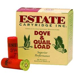 Estate Estate 12 Ga 2 3/4,  1 1/4 #8 Heavy  Game Load 1220 FPS (XHG128)
