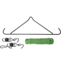 HQ Outfitters HQ Outfitters Gambrel and Hoist And Pulley Lift (HQ-GAMHT)