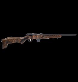 """Savage Arms Savage Minimalist 17 HMR Laminate Stock 18"""" (96637)"""