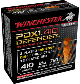 Winchester Winchester  PDXI .410 Defender 2 1/2 (S410PDX1)