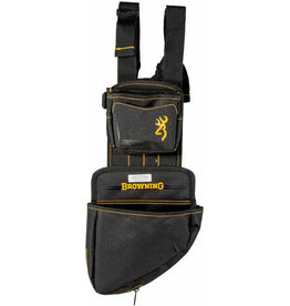 Browning Browning Ranger Gear Pouch blk/gold shell (121095898)