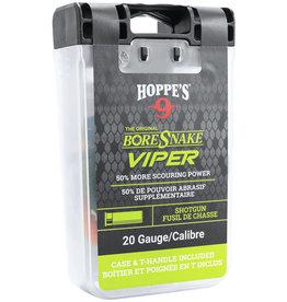 Hoppes No. 9 Hoppe's BoreSnake Viper 20ga Shotgun w/ Den