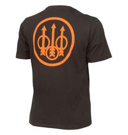 Beretta Trident T-Shirt Black Large(TS631T14160999L)