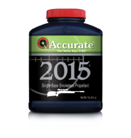 Accurate Accurate 2015 Powder 1LB (ACC-2015)