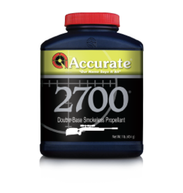 Accurate Accurate 2700 Powder 1 LB (ACC-2700)
