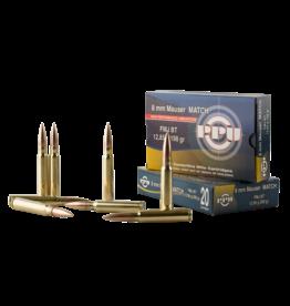 PPU PPU 8 MM Mauser  198 Gr (PP8F)