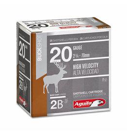 Aguila Aguila 20  Ga 2 3/4 1 OZ 00 Buck (1C2002BA)