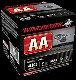 Winchester Winchester AA Shotshell 410 Ga 2-1/2, 1/2 Oz 1200 FPS (AA419)