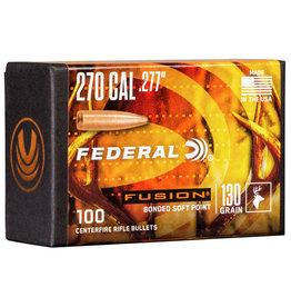 Federal Federal  Fusion .277, 270 Cal 130 BSP (FB277F2)
