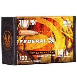 Federal Federal Fusion 7MM .284 140 Gr (FB284F1)