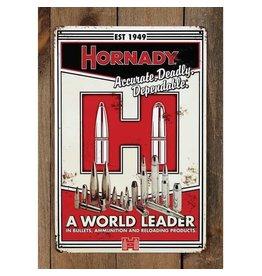 Hornady Hornady Vintage Tin Sign (99101)