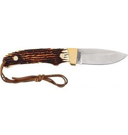 Uncle Henry Uncle Henry Mini  Pro Hunter Full Tang Staglon Handle (PH2N)