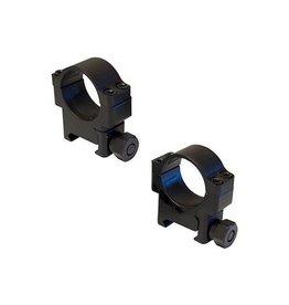 "Scorpion Optics 1"" Tactical  Medium Weaver Style Rings (Tac1M)"