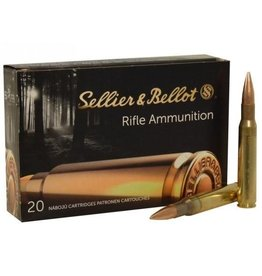 Sellier & Bellot Sellier & Bellot 8x57 JS 196gr FMJ