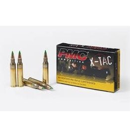 PMC PMC 5.56x45mm 62gr Green Tip 20rds
